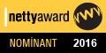 Netty 2016 Nominant